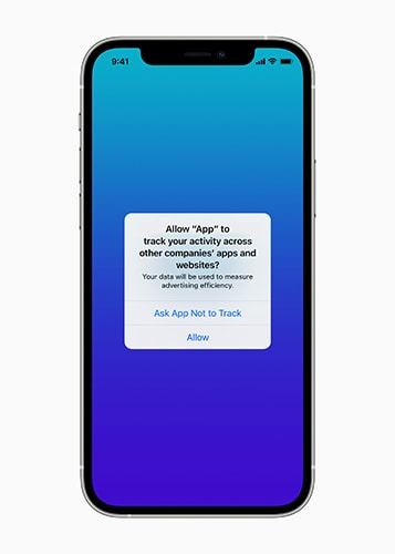 Apple iOS 14 update privacy controls